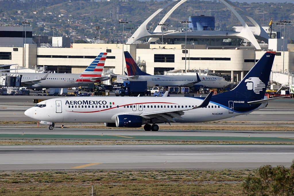 The US Federal Aviation Authority Downgrades Mexico to a Category 2 Safety Rating
