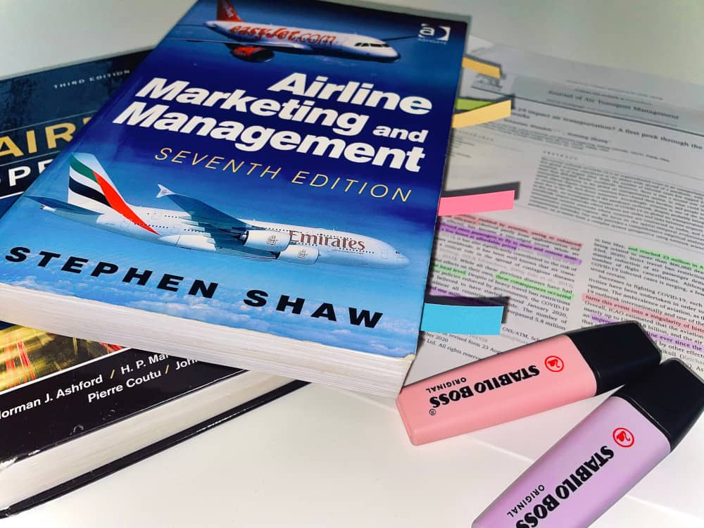 Top 4 Tips for Aviation University Students